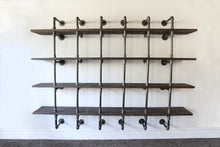 Load image into Gallery viewer, Ntoulá - Industrial Wall Shelf
