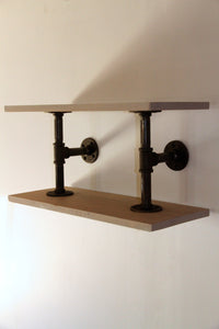 Agrós - Industrial Wall Shelf