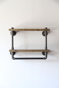Loutró - Industrial Wall Shelf