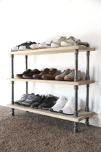 Load image into Gallery viewer, Nkaráz - Industrial Shoe Rack