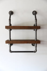 Dégree - Industrial Wall Shelf