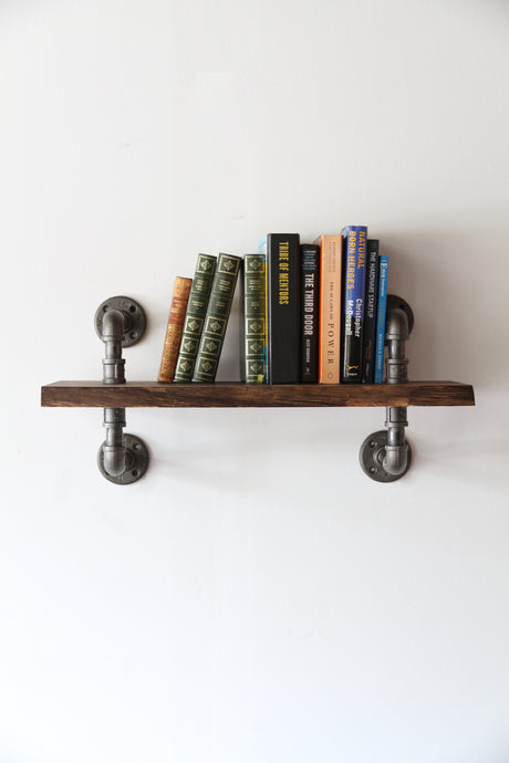 Ákro - Industrial Wall Shelf
