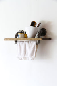 Mikró - Industrial Wall Shelf