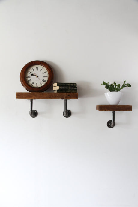 Katharí - Industrial Wall Shelf