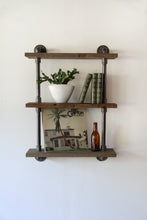 Load image into Gallery viewer, Ntekór - Industrial Wall Shelf