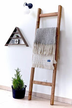 Load image into Gallery viewer, Skála - Rustic Blanket Ladder