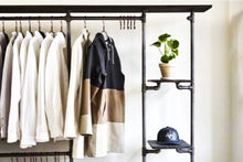 Load image into Gallery viewer, Írema - Industrial Clothing Rack