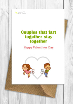 Fart Together