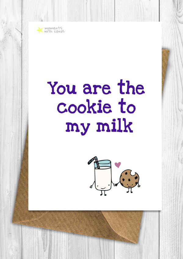 Cookie to my Milk