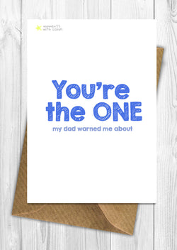 You're the One