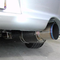 HKS Carbon-Ti Cat Back Exhaust