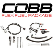 Subaru Flex Fuel Package - WRX 2008-2014 STI 2008-2020