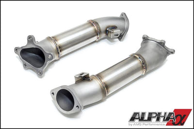 AMS Alpha Cast Downpipes