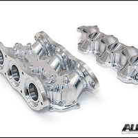Alpha Performance R35 GT-R Intake Manifold With Cast Aluminum Plenums