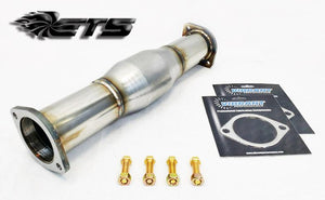ETS Evo 8/9 Catted Test Pipe