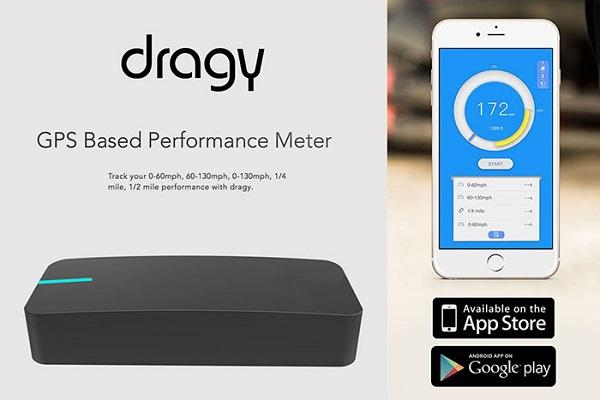 Dragy GPS Based Performance Box