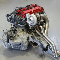 ETS Turbo Kit Evo X T4 Twin Scroll