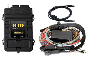 Haltech Elite 2000 with Premium Universal Harness Kit