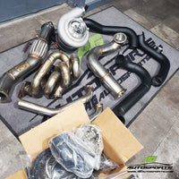Full-Race Evo 8/9 Turbo Kit