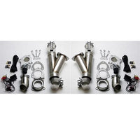 Granatelli Motor Sports Exhaust Cutouts