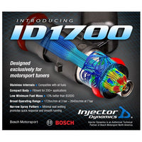 Injector Dynamics 1700cc