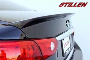 STILLEN Rear Trunk Wing Infiniti Q50 14-15