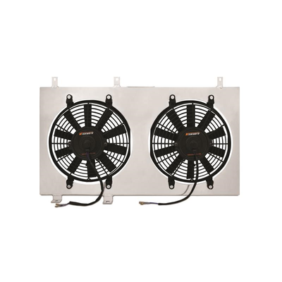 Evolution X Aluminum Fan Shroud