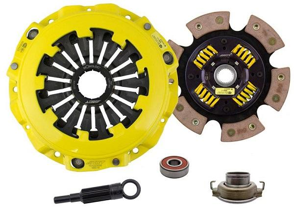ACT Heavy Duty 6 Puck Sprung Disc Clutch Kit
