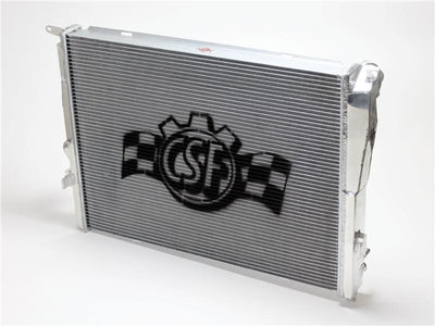 CSF Polished Radiator