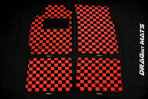 JDM Floor Mats Evolution