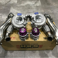 HKS GT 1000 Plus Turbo Kit