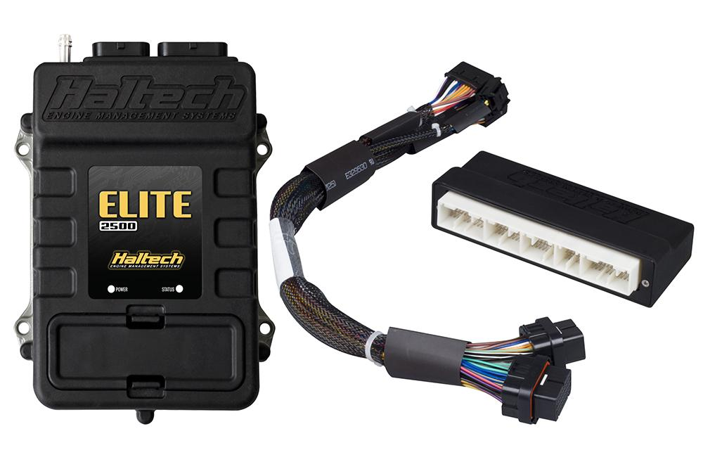 Haltech Elite 2500 Subaru WRX STI Plug & Play Adaptor Harness Kit