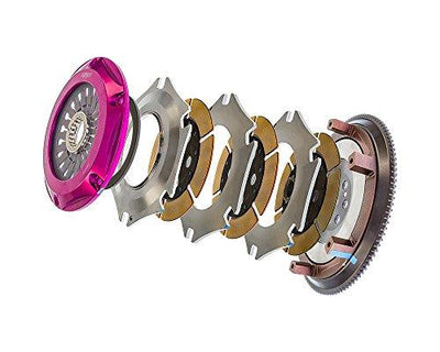 Exedy HD Evo 8/9 Triple Plate Clutch Kit