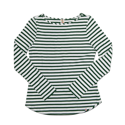 The Long Sleeve Stripe Tee