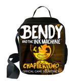 NFGOODS Bendy and The Ink Machine Lunch Bag
