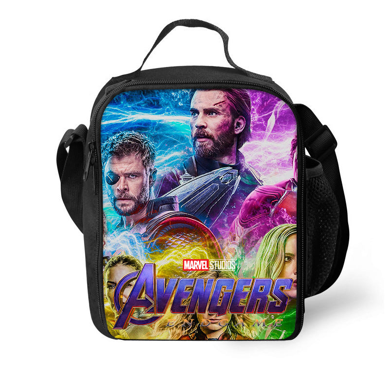 Avenger Endgame Kids Lunch Bag