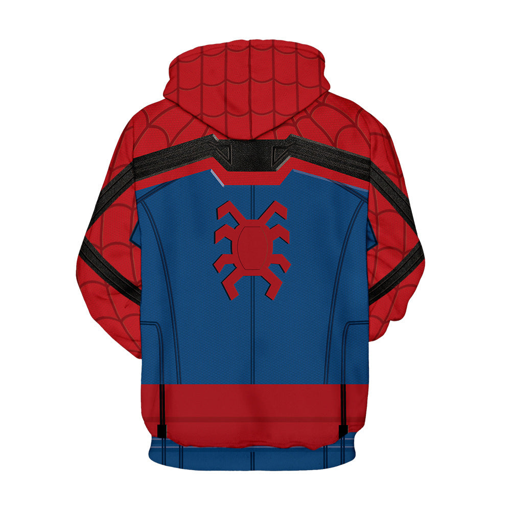 Spider Man Far From Home Hoodie Unisex Sweatshirt