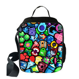 NFGOODS Kids Brawl Stars Lunch Bag