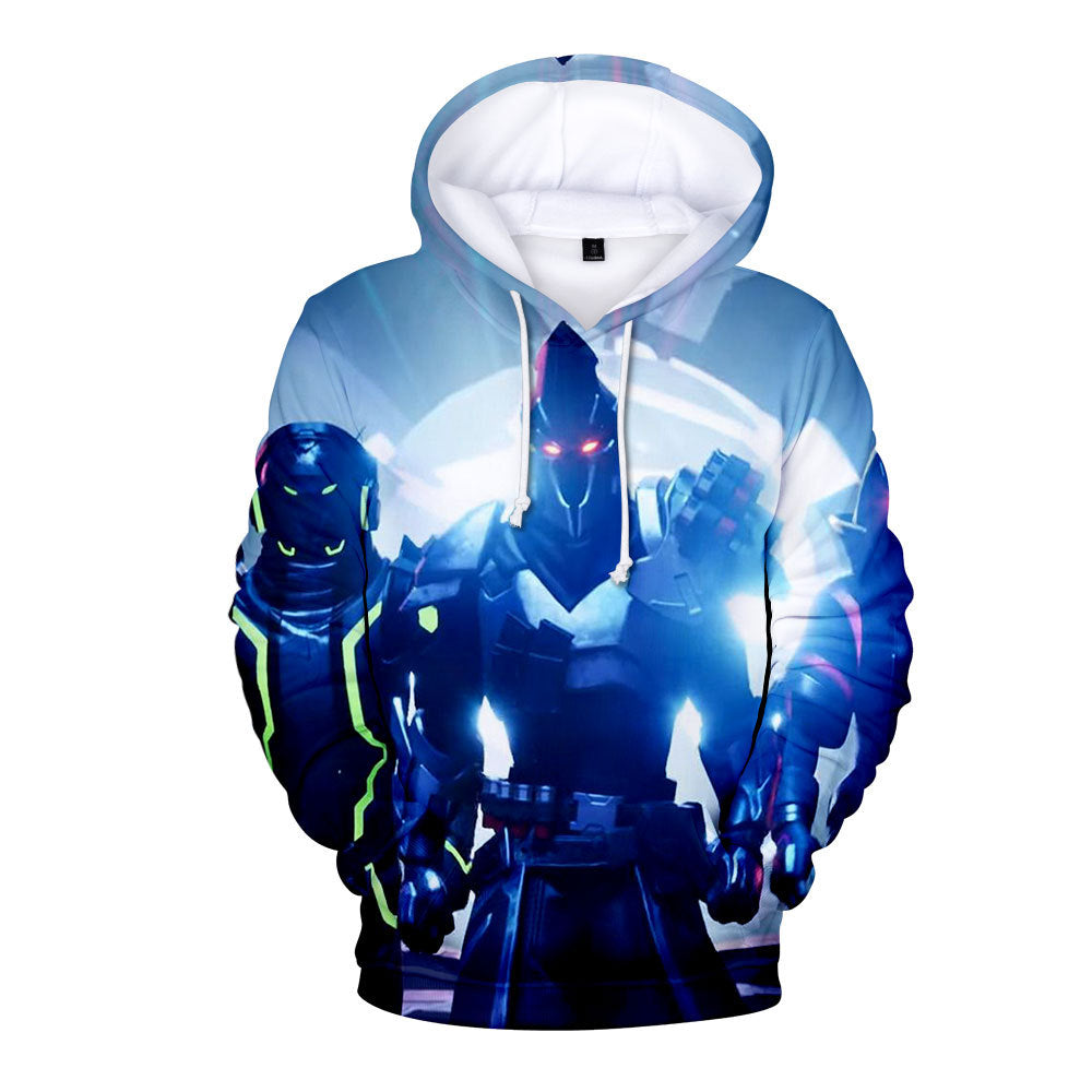 Fortnite Season 10 Ultima Knight 3d Hoodie