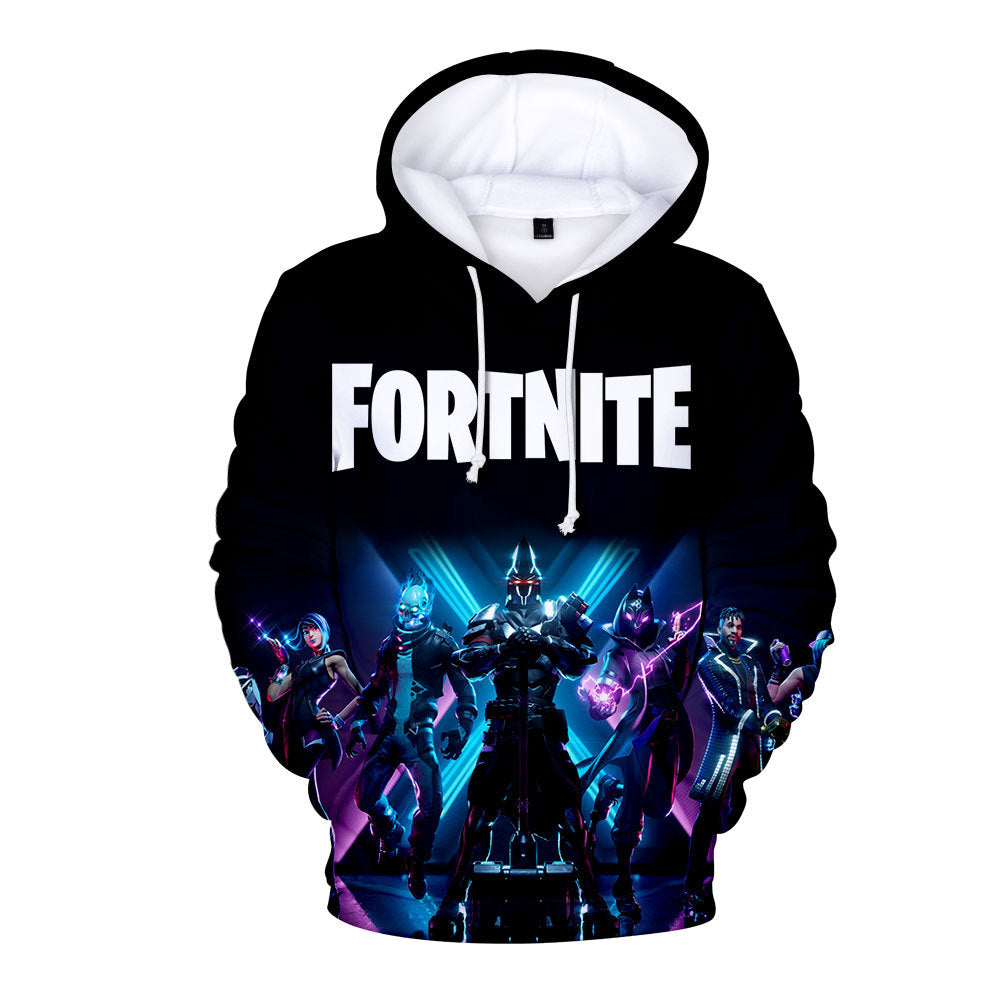 Fortnite Season 10 3D hoodie Unisex Sweatshirt