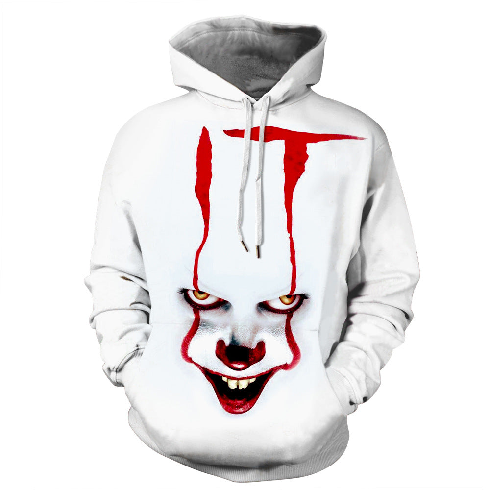 It Chapter2 PENNYWISE 3D Hoodie