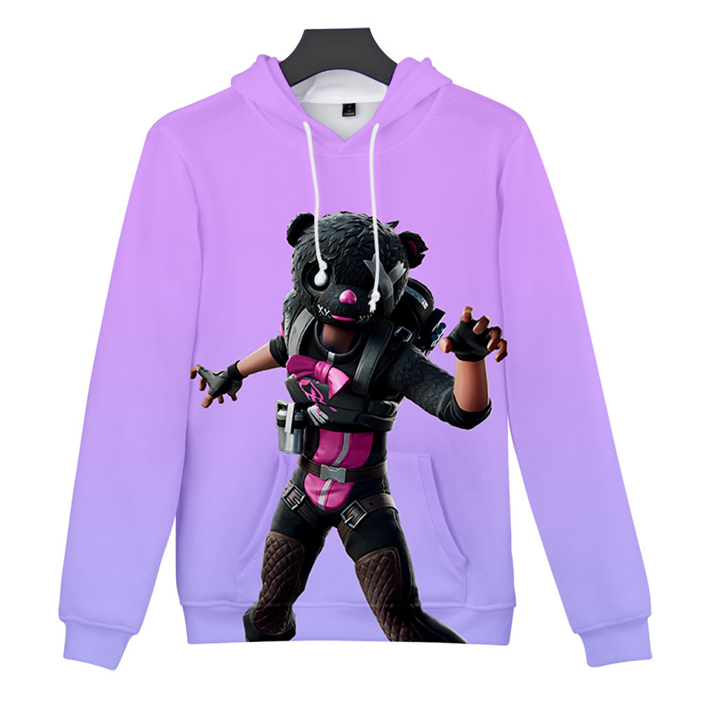 Fortnite Dark Team Leader Hoodie