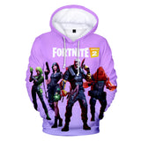 Fortnite Chapter 2 Riptide 3D Hoodie