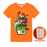 Kids Ben 10 Cotton t-shirt