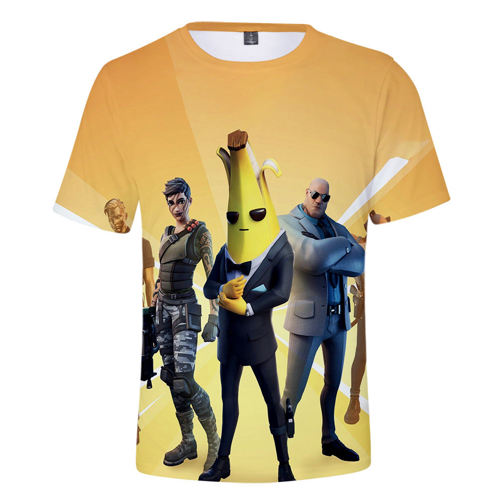 Kids Fortnite AGENT PEELY  t-shirt