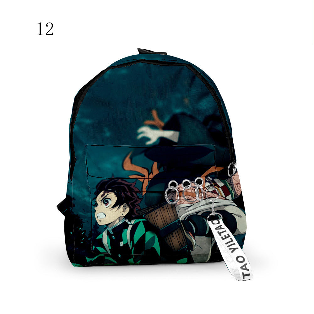 Kimetsu no yaiba  3D backpack