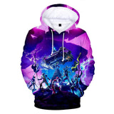 Fortnite Chapter 2 Season 4 Nexus War Hoodie