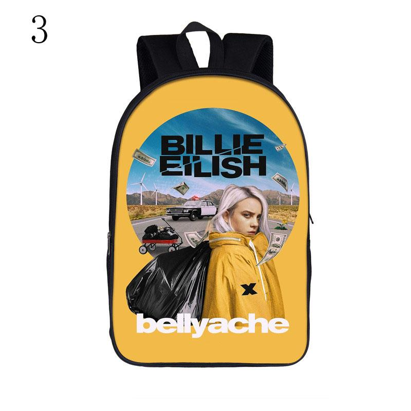 Fashion Billie Eilish Backpack