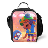 Brawl Stars Sugra Rush Sandy backpack 3pcs