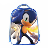 "Sonic The Hedgehog school backpack 13"" for children"
